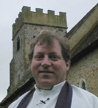 Tony Shutt, Priest-in-Charge